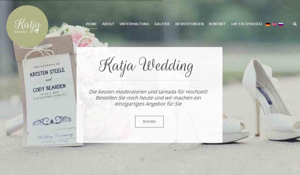 агентство Katja-Wedding.de
